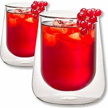 1aTTack.de 833291 Trink/Thermo-Glas 320 ml
