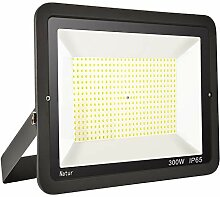 1er 300W LED Strahler Außen Superhell LED Fluter