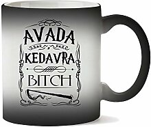 1GD Avada Kedavra Bitch Harry Potter Curse Graphic