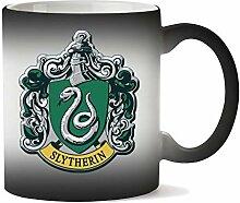 1GD Harry Potter Slytherin Logo Illustration Tasse