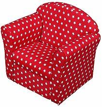 1home Classic Kindersofa Kindercouch Kindersessel Sofa Kindermöbel Spielzimmer Kinderzimmer Babysitz Babysessel Formstabiler Schaumsoff Mini Sessel Ro