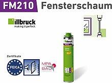 1K Fensterschaum FM 210 750 ml PU Schaum Fensterschaum illbruck
