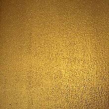 1kg (ca. 1Liter) (Grundpreis 22,90€/kg) Effektfarbe Gold Metallic, Metallic Farbe, Wandfarbe, Wand-Farbe, Glitzer Wandfarbe, Farbe mit Glitzer, Glitzereffekt, Glitzer Effekt, Glitter