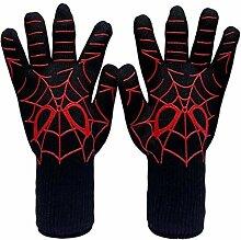 1Pair BBQ Handschuhe 300-500 Centigrade Extreme