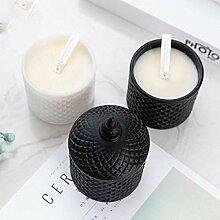 1PC Aroma rauchfreien Duft duftende Kerze große