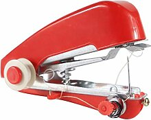1pc Mini Nähmaschinen Hand Cordless Hand Manuelle