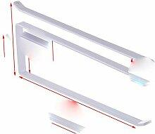 1PC Papierhalter Stick Rack Eisenrollenhalter