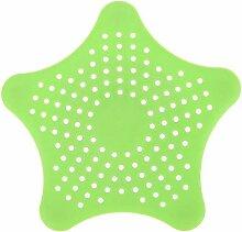 1Pcs Silikon Waschbecken Abfluss Filter