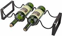 1PCS Stapelbar Weinregal Wein-Regal