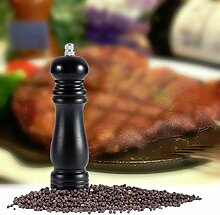 1pcs Wood Pepper Mill Shaker Pepper Grinder for