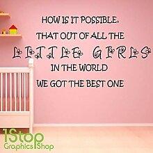 1Stop Graphics Shop - Little Mädchen