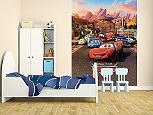 1Wall W2PL-CARS-001 Disney Cars Wall Mural / Fototapete