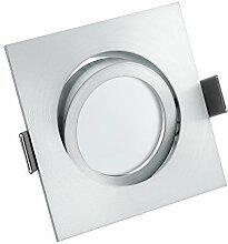 1x dimmbare, ultra flache (25mm) LED
