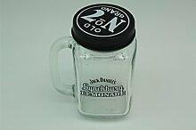 1x Jack Daniels Lynchburg Lemonade Glas Original