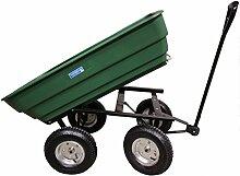 1x Profi Gartenkarre Gartenwagen 125 Liter 400 kg