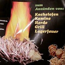 2,5 kg Feuerbällchen Ofenanzünder Kaminanzünder