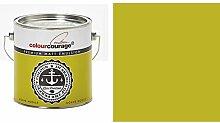 2,5 Liter Colourcourage Premium Wandfarbe Agave