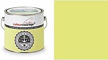 2,5 Liter Colourcourage Premium Wandfarbe Bergamot