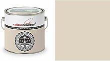2,5 Liter Colourcourage Premium Wandfarbe Cozy