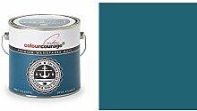 2,5 Liter Colourcourage Premium Wandfarbe Deep