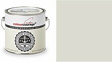 2,5 Liter Colourcourage Premium Wandfarbe Dusty