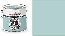 2,5 Liter Colourcourage Premium Wandfarbe Earthy