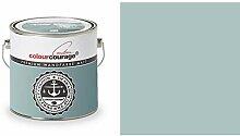 2,5 Liter Colourcourage Premium Wandfarbe Green