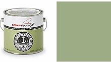 2,5 Liter Colourcourage Premium Wandfarbe Herbes