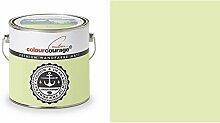 2,5 Liter Colourcourage Premium Wandfarbe Lime