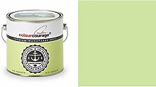 2,5 Liter Colourcourage Premium Wandfarbe Old