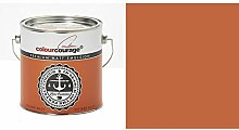 2,5 Liter Colourcourage Premium Wandfarbe Retired