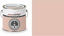 2,5 Liter Colourcourage Premium Wandfarbe Rosewood