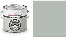 2,5 Liter Colourcourage Premium Wandfarbe Royan