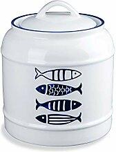 2,5 Liter Keramik-Frischhaltedose für Kekse,