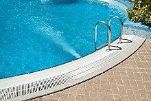 2,5L Schwimmbadfarbe in Blau Poolfarbe Swimmingpool Schwimmbecken Farbe Fischteich Fischbecken Farbe
