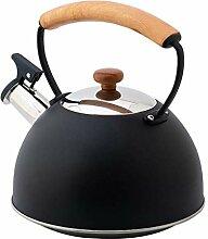 2.5L Whistling Tea Kettle Kochfeld Kulinarische