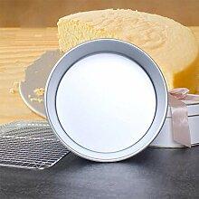 2 Bis 10 Zoll Aluminiumlegierung Runde Kuchenform
