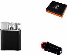 2-fach Zigarrenbrenner - Marke: WINJET - Zigarrenfeuerzeug - Feuerzeug - Humidor