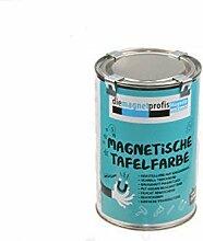 2 in 1 Magnet Tafelfarbe, Magnetische Tafelfarbe
