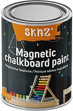 2 in 1 Magnetische Tafelfarbe