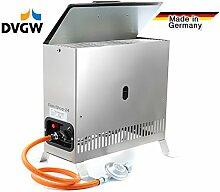 2 kW Edelstahl Gewächshausheizung / Frostwächter