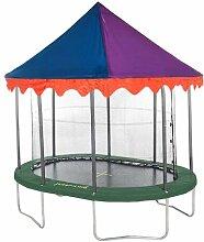 2 m x 3 m Pop-Up-Pavillon für Trampoline Star