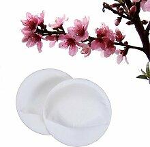 2//Menge Peach Blossom Silikon Form, handgefertigt