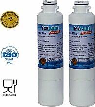 2 Pack Samsung Da2900020b Refrigerator Water Filter Replacement RFC0700A