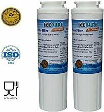 2 - Packung IcePure Wasserfilter ersetzen Maytag, Amana, Kenmore, Jenn-Air, Whirlpool, Kitchenaid, UKF8001, UKF8001AXX, UKF - 8001P, UKF9001, UKF9001AXX, 469006, 469992, 9005, 9006, 469030, 12527304, 4396395, WF295, WF50, SGF-M10