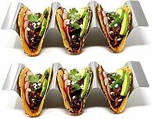 2 PC/Satz, Mexiko-Pancake-Halter, Taco-Halter,