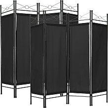2 Raumteiler - schwarz