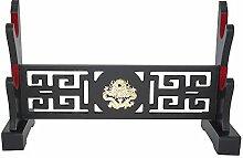 2 Schicht Samurai Schwert Katana Halter Display