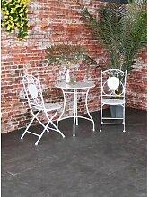 2-Sitzer Gartengarnitur Couch Maison Alouette