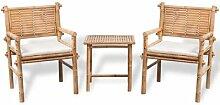 2-Sitzer Gartengarnitur-Set Marina